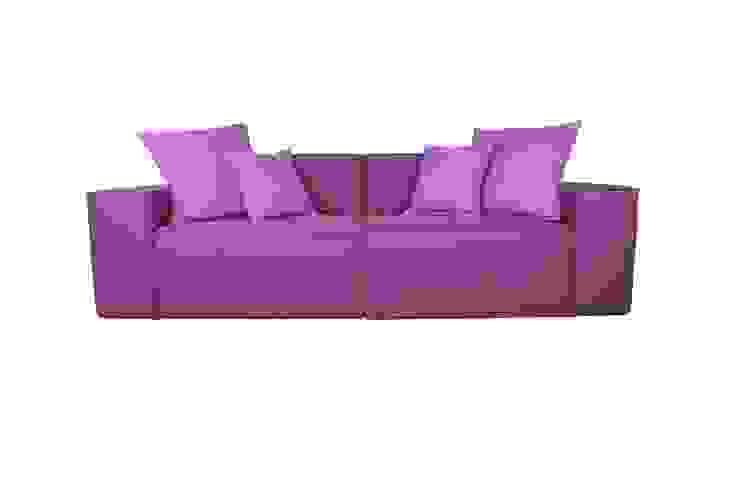 Sofa BOX od Stylhen Nowoczesny