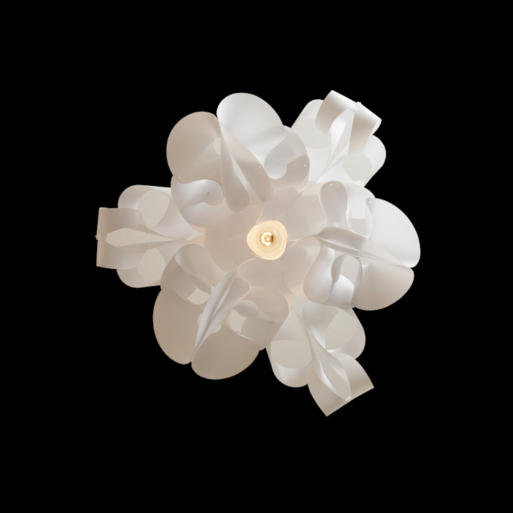 Star Flake - Light Shade: modern  by Kaigami, Modern