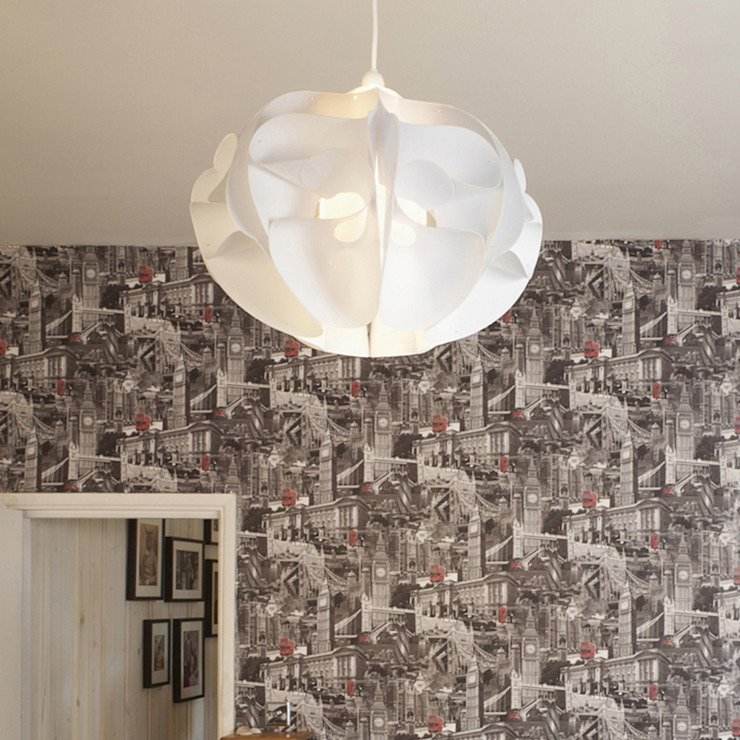 Papilion - Light Shade: modern  by Kaigami, Modern