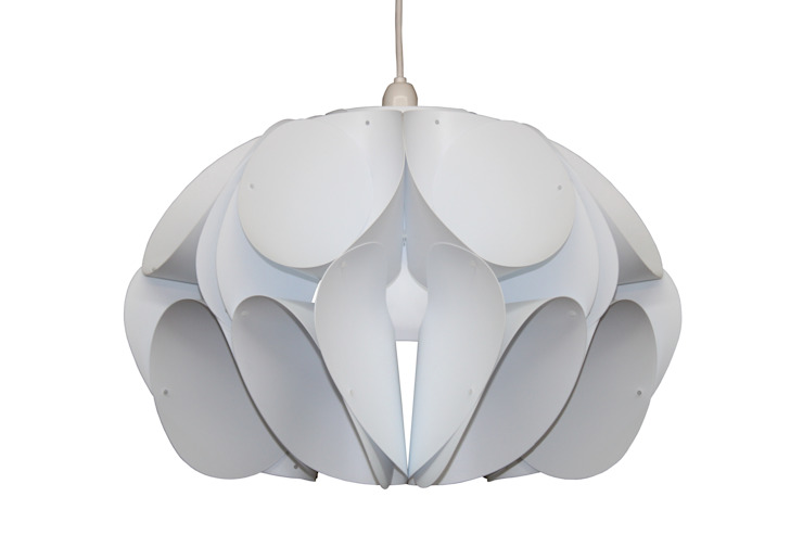 Orchid - Light Shade: modern  by Kaigami, Modern