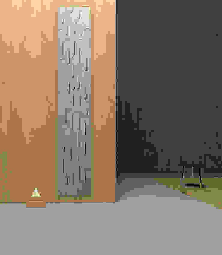 Icicles composition de Grześkiewicz Design Studio Minimalista