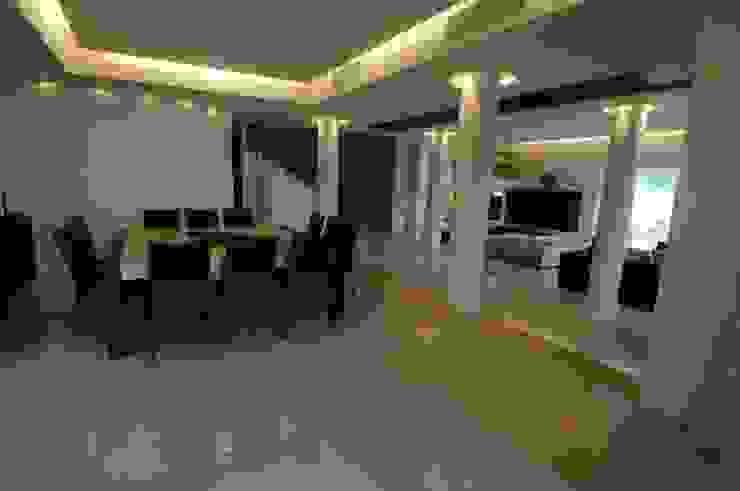 CARLO CHIAPPANI interior designer Salas de jantar mediterrânicas
