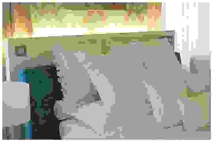 Turquesa Dormitorios de estilo ecléctico de Cardellach Interior & Events Ecléctico