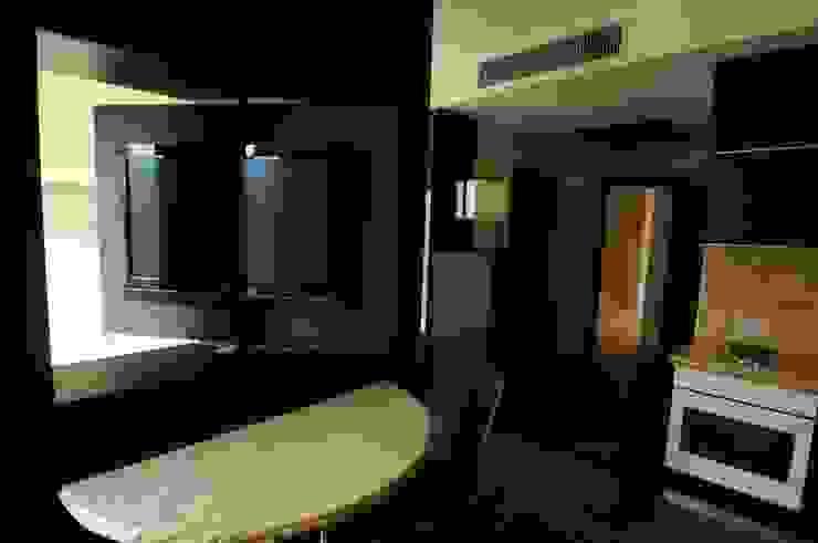 地中海スタイルの 寝室 の CARLO CHIAPPANI interior designer 地中海