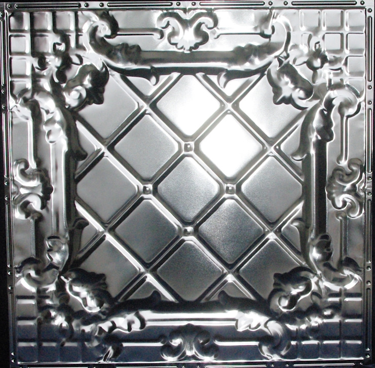 New Tin Tile: industrial  by Tramps (UK) Ltd, Industrial