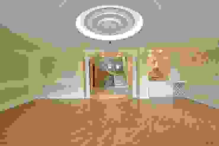 Дизайн-проект интерьера столовой. Столовая комната в классическом стиле от ИнтеРИВ Классический