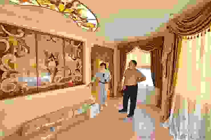 Дизайн-проект интерьера спальни хозяйской. Спальня в классическом стиле от ИнтеРИВ Классический