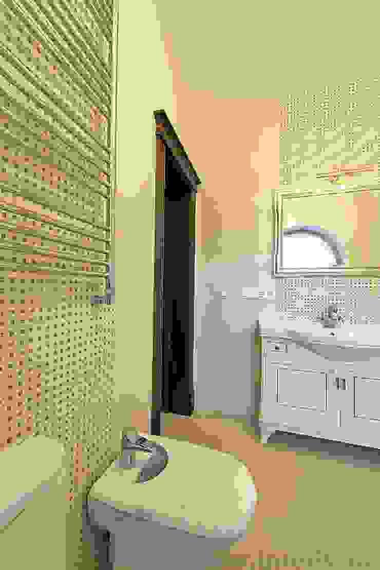 Дизайн-проект интерьера детской ванной комнаты. Ванная в классическом стиле от ИнтеРИВ Классический