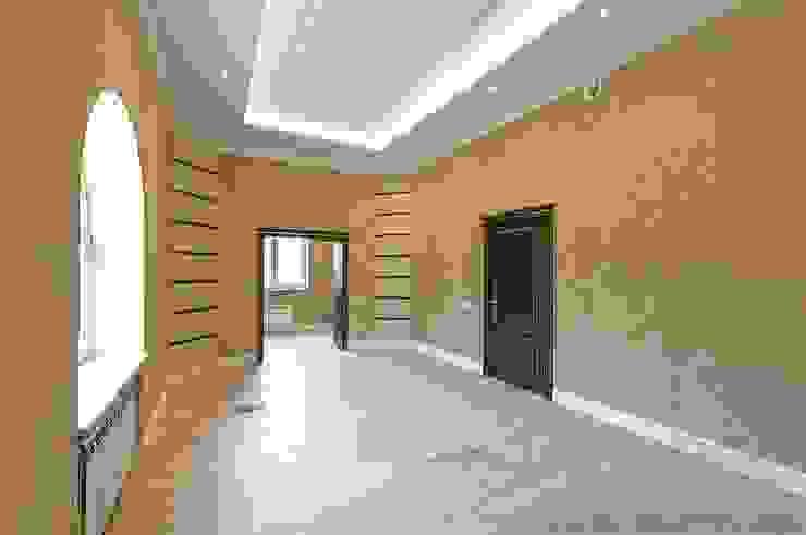 Дизайн-проект интерьера кабинета. Рабочий кабинет в классическом стиле от ИнтеРИВ Классический
