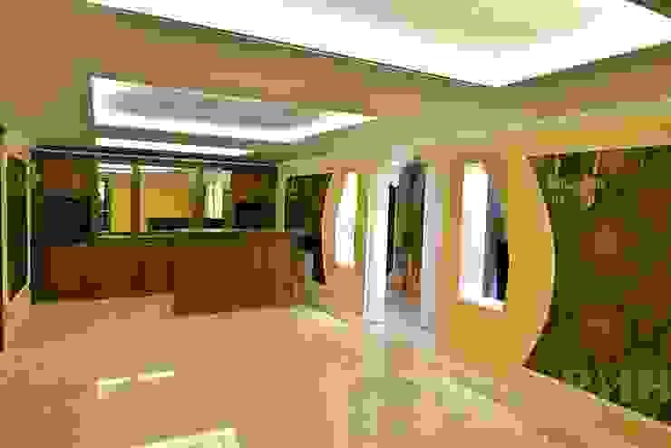 Дизайн-проект интерьера комнаты отдыха. Винный погреб в классическом стиле от ИнтеРИВ Классический