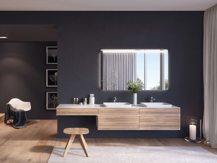 talsee mood mit beauty desk: modern  von StauffacherBenz,Modern