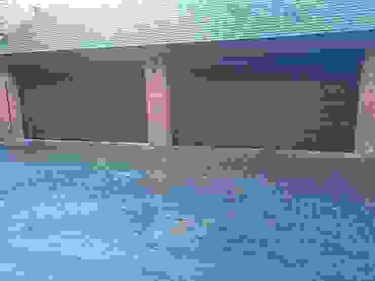 Roller Shutter Doors by Garageflex