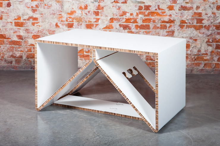 scandinavian  by CARDBOARD FURNITURE AND PROJECTS , Scandinavian
