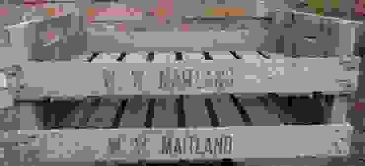 Potato crate: rustic  by Tramps (UK) Ltd, Rustic