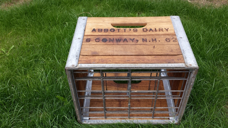 Milk crate от Tramps (UK) Ltd Рустикальный