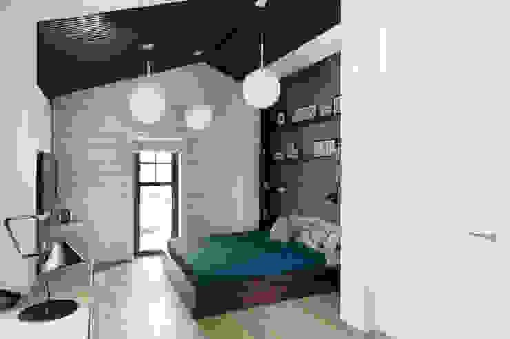 Skandinavische Schlafzimmer von ZE|Workroom studio Skandinavisch