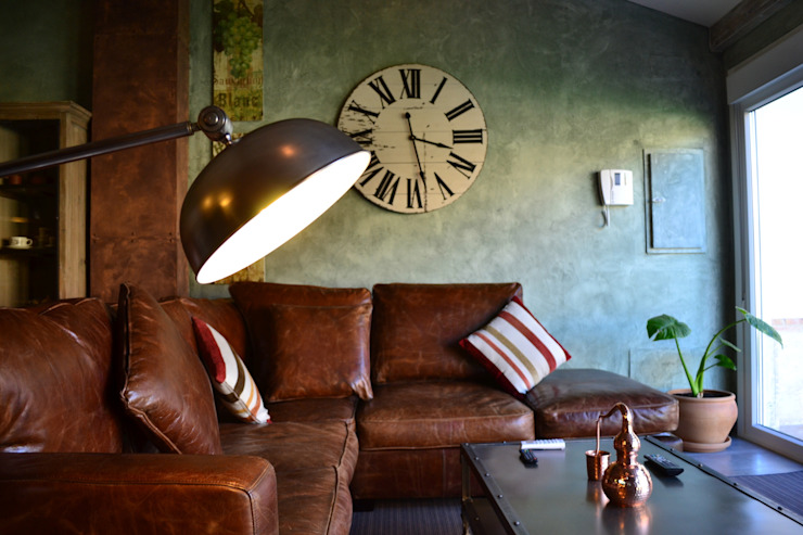 Sala social Canexel Livings industriales