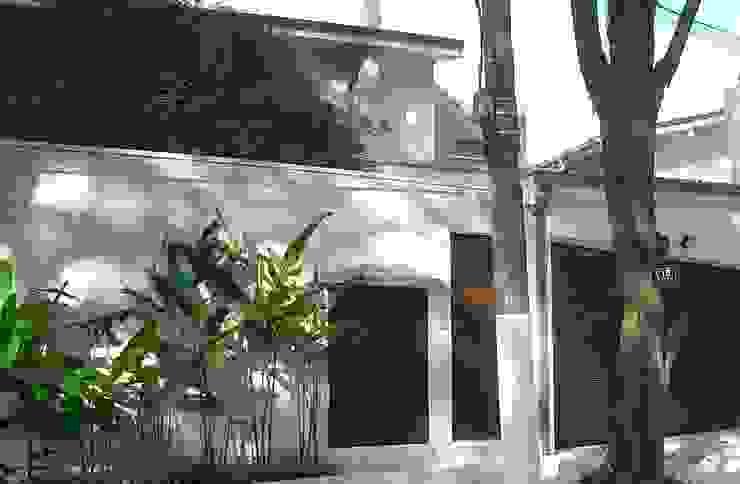 CASA EM SÃO PAULO Casas modernas por Kika Prata Arquitetura e Interiores. Moderno