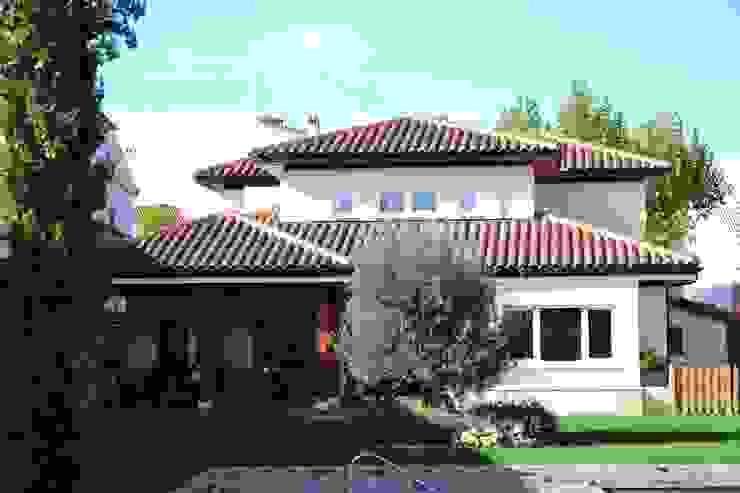 Fachada rústica Canexel Casas rústicas