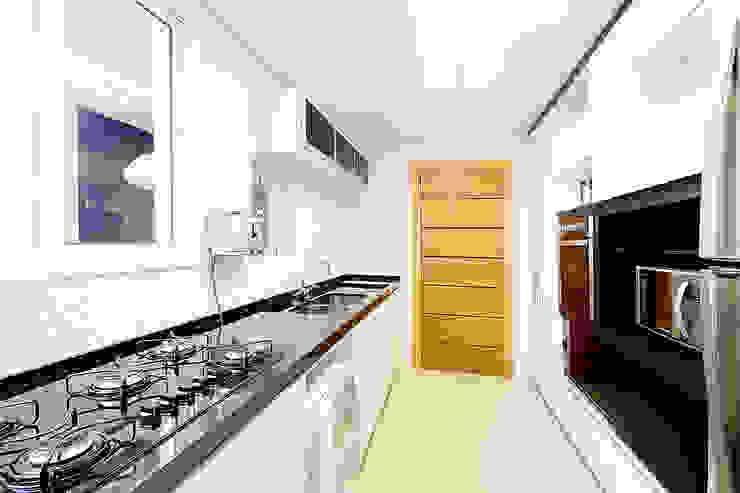 projeto |CM| Cozinhas modernas por Camila Bruzamolin - arquitetura Moderno