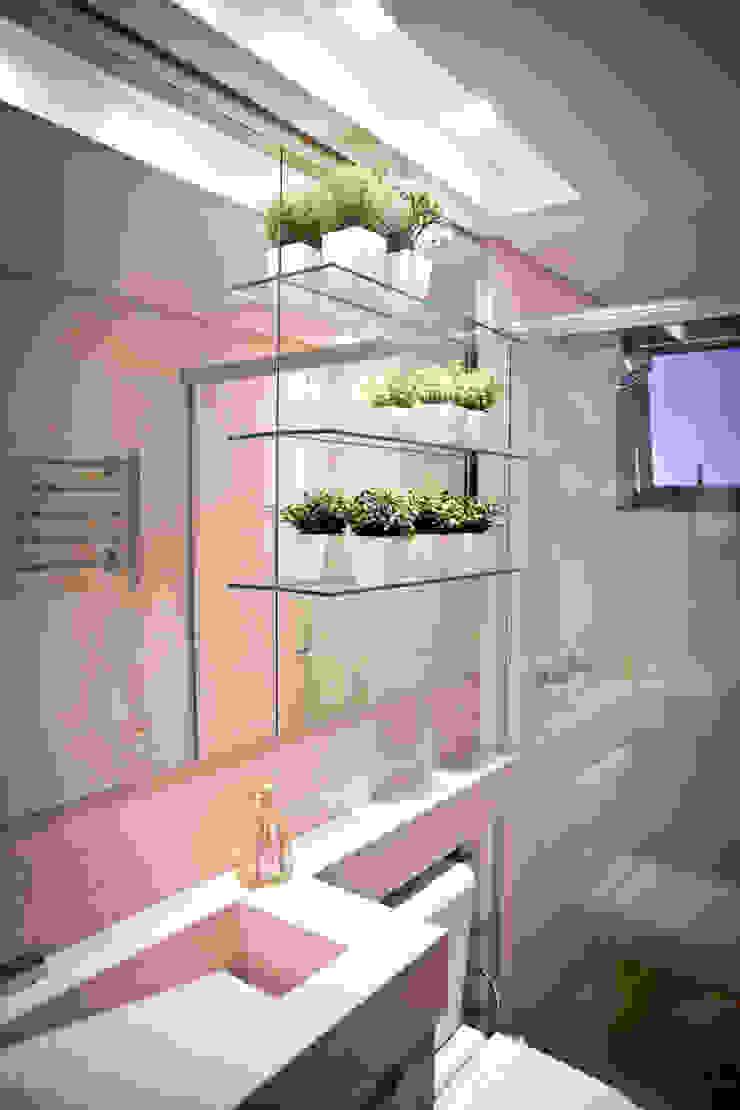 APARTAMENTO GUAÍBA por Joana & Manoela Arquitetura Moderno