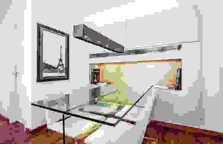 projeto |RD| Salas de jantar modernas por Camila Bruzamolin - arquitetura Moderno