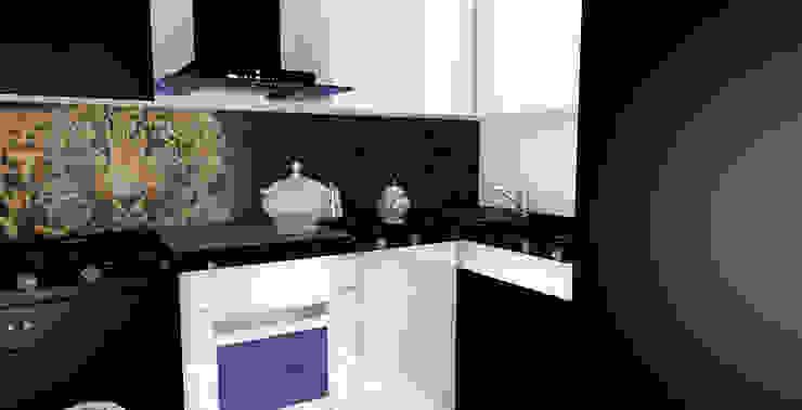 Кухня:  в современный. Автор – Мастерская Дизайна, Модерн