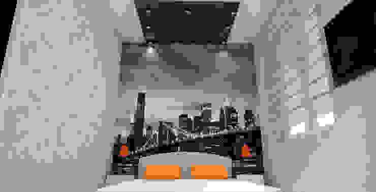 Спальня:  в современный. Автор – Мастерская Дизайна, Модерн