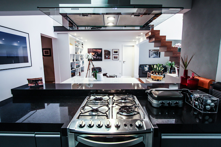 SP Estudio Modern Kitchen