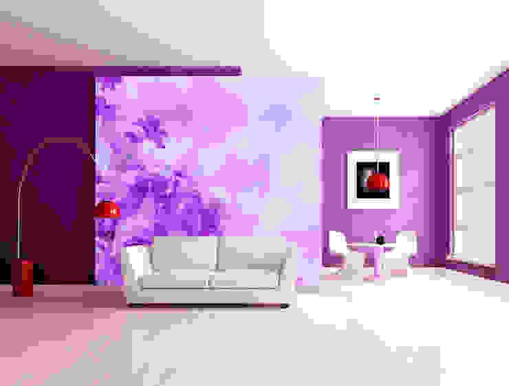 Trendwände Modern living room