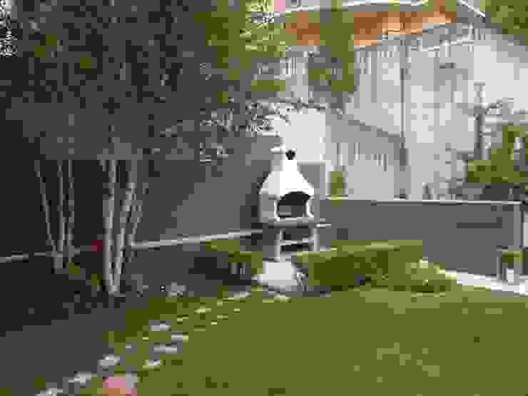 Jardin de style  par Luigi Nevola Architetto, Moderne