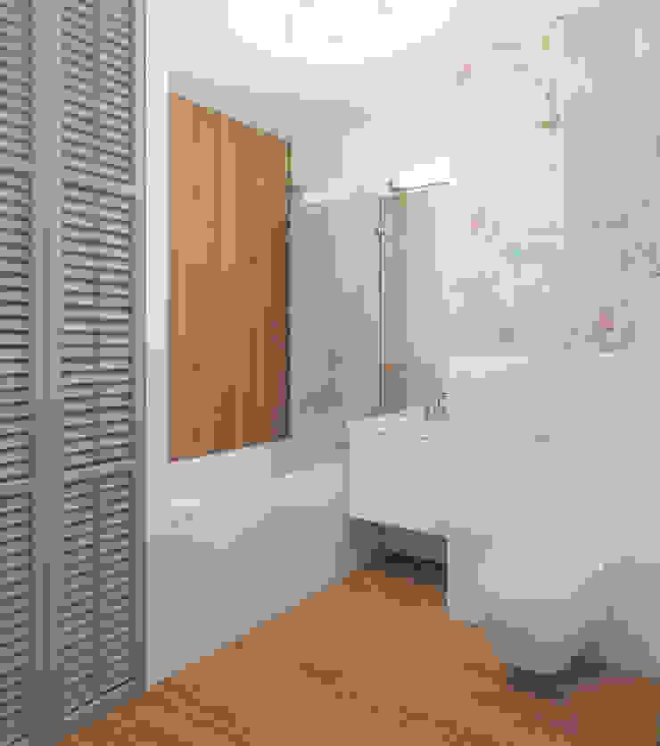 Ванная Ванная комната в стиле минимализм от Анпилогова Татьяна Минимализм