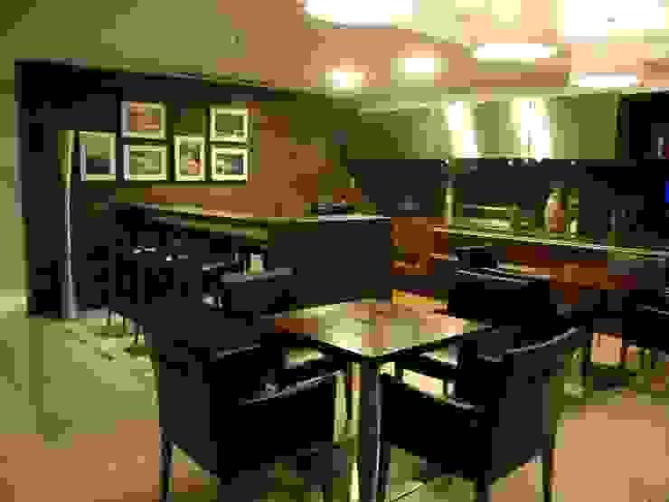 Cozinha do Chef Cozinhas modernas por Geraldo Brognoli Ludwich Arquitetura Moderno