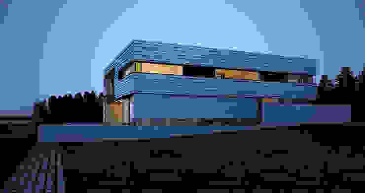 Minimalist house by ALEXANDER ZHIDKOV ARCHITECT Minimalist