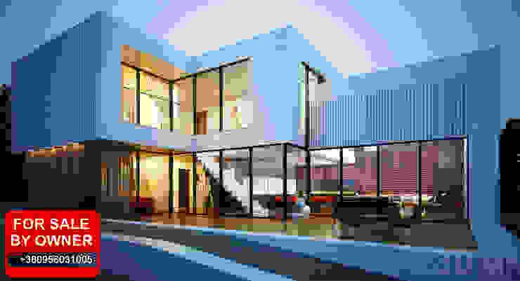 ALEXANDER ZHIDKOV ARCHITECT Minimalist house