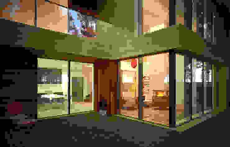 ALEXANDER ZHIDKOV ARCHITECT의  주택, 북유럽