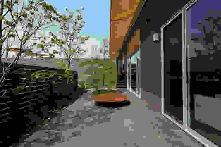 Mアーキテクツ|高級邸宅 豪邸 注文住宅 別荘建築 LUXURY HOUSES | M-architects Vườn phong cách hiện đại