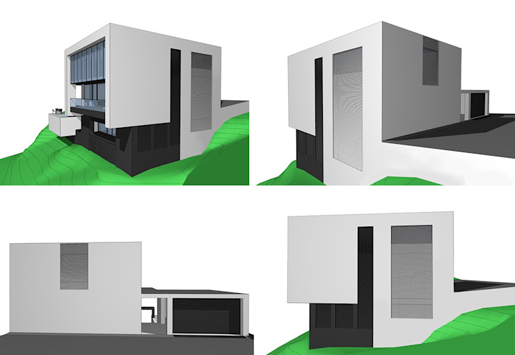 minimalist  by ALEXANDER ZHIDKOV ARCHITECT, Minimalist