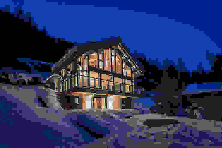 Chevallier Architectes Casas modernas