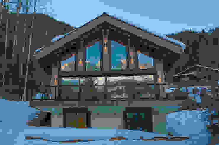 Дома в стиле модерн от Chevallier Architectes Модерн