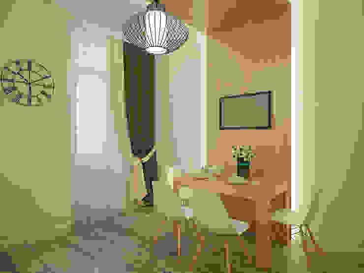 Квартира в современном минимализме Кухня в стиле минимализм от Polovets design studio Минимализм
