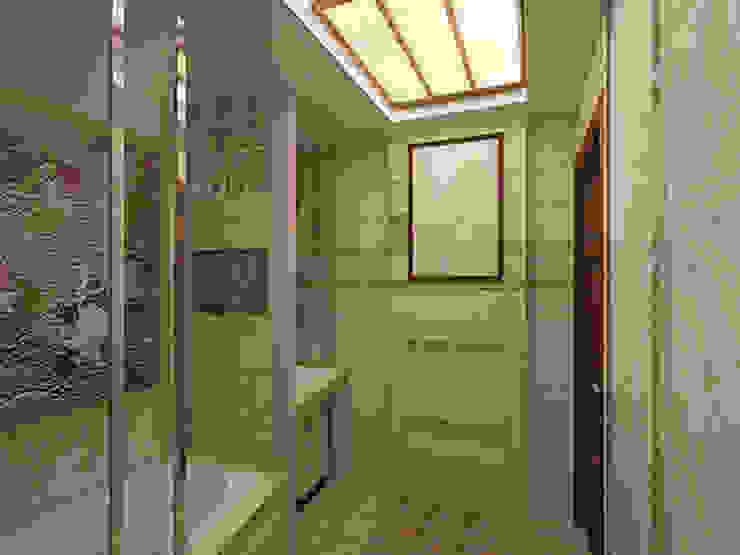 Eclectic style bathroom by ООО ПрофЭксклюзив Студия дизайна интерьеров Eclectic