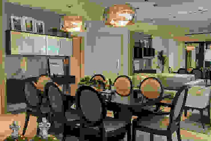 Sala de Jantar Salas de jantar modernas por Renato Lincoln - Studio de Arquitetura Moderno