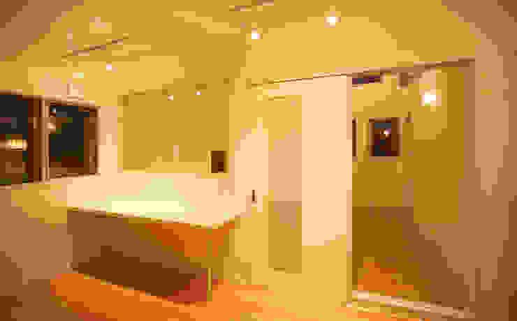 寝室 (子供室) モダンスタイルの寝室 の 吉田設計+アトリエアジュール モダン