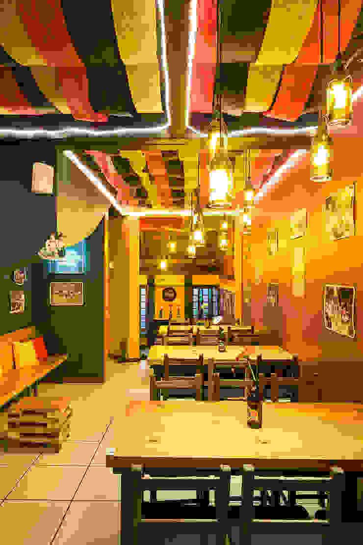 PROJETO PUB CUCA HAUS – Santana/ Porto Alegre Ambientta Arquitetura Bares e clubes ecléticos