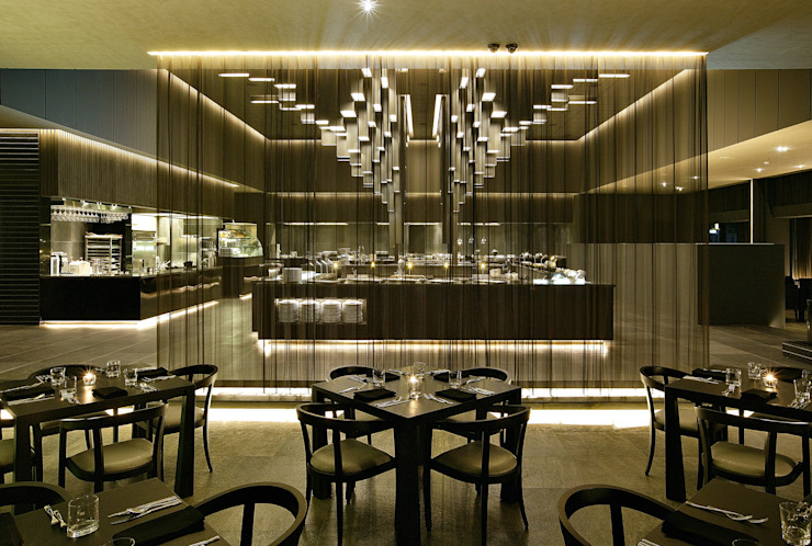 NAMUS Boutique Restaurant by CHIHO&PARTNERS 모던