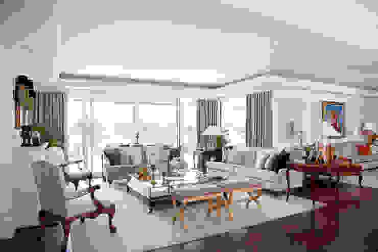 Çubukluvadi Evi Modern Oturma Odası Kerim Çarmıklı İç Mimarlık Modern