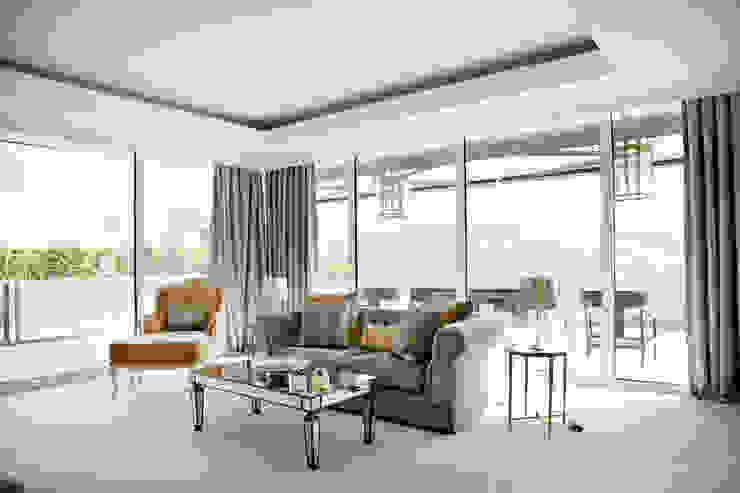 Çubukluvadi Evi Modern Yatak Odası Kerim Çarmıklı İç Mimarlık Modern