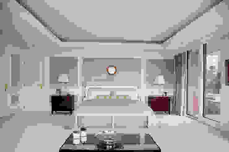 Kerim Çarmıklı İç Mimarlık Chambre moderne