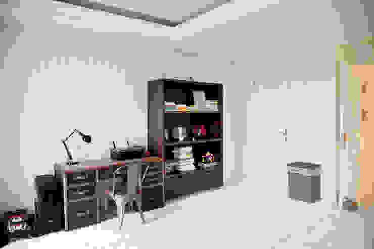 Çubukluvadi Evi Modern Çocuk Odası Kerim Çarmıklı İç Mimarlık Modern